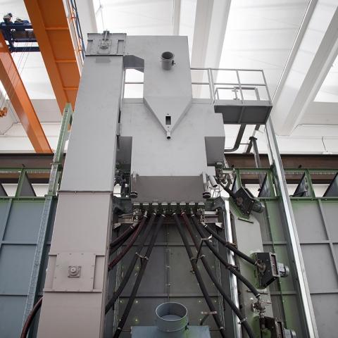 Lavorazione meccanica, montaggio e verniciatura-1