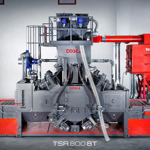 TSR 800 8T